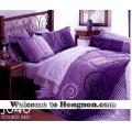 ชุดเครื่องนอน ผ้าห่มนวม ชุดผ้าปูที่นอนเจสสิก้า J040