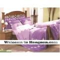 ชุดเครื่องนอน ผ้าห่มนวม ชุดผ้าปูที่นอนเจสสิก้า J083