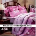 ชุดเครื่องนอน ผ้าห่มนวม ชุดผ้าปูที่นอนเจสสิก้า J096