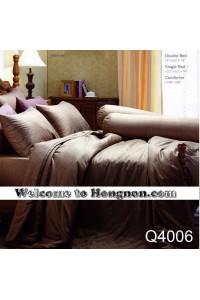 ชุดเครื่องนอน ผ้าห่มนวม ชุดผ้าปูที่นอนเจสสิก้า jacquard แจ็คการ์ด Q4006 (คอตตอน 100%)