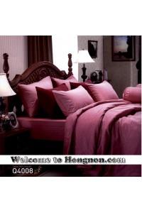 ชุดเครื่องนอน ผ้าห่มนวม ชุดผ้าปูที่นอนเจสสิก้า jacquard แจ็คการ์ด Q4008 (คอตตอน 100%)