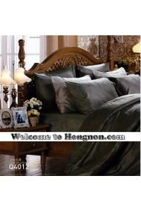 ชุดเครื่องนอน ผ้าห่มนวม ชุดผ้าปูที่นอนเจสสิก้า jacquard แจ็คการ์ด Q4012 (คอตตอน 100%)
