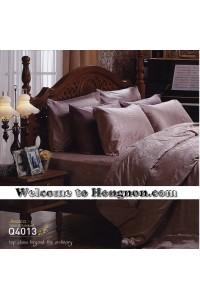 ชุดเครื่องนอน ผ้าห่มนวม ชุดผ้าปูที่นอนเจสสิก้า jacquard แจ็คการ์ด Q4013 (คอตตอน 100%)