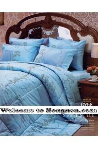 ชุดเครื่องนอน ผ้าห่มนวม ชุดผ้าปูที่นอนเจสสิก้า C958 (คอตตอน 100%)