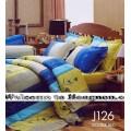ชุดเครื่องนอน ผ้าห่มนวม ชุดผ้าปูที่นอนเจสสิก้า J126