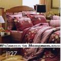 ชุดเครื่องนอน ผ้าห่มนวม ชุดผ้าปูที่นอนเจสสิก้า J127