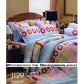 ชุดเครื่องนอน ผ้าห่มนวม ชุดผ้าปูที่นอนเจสสิก้า J129
