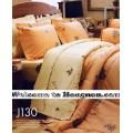 ชุดเครื่องนอน ผ้าห่มนวม ชุดผ้าปูที่นอนเจสสิก้า J130
