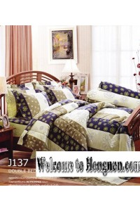 ชุดเครื่องนอน ผ้าห่มนวม ชุดผ้าปูที่นอนเจสสิก้า J137