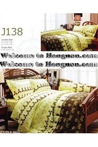 ชุดเครื่องนอน ผ้าห่มนวม ชุดผ้าปูที่นอนเจสสิก้า J138