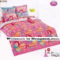 ชุดเครื่องนอน ผ้าห่มนวม ชุดผ้าปูที่นอนโตโต้ ลายการ์ตูนลิขสิทธิ์  เจ้าหญิง PC37