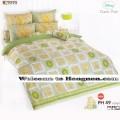 ชุดเครื่องนอน ผ้าห่มนวม ชุดผ้าปูที่นอนโตโต้ ลายการ์ตูนลิขสิทธิ์ หมีพูห์ PH49